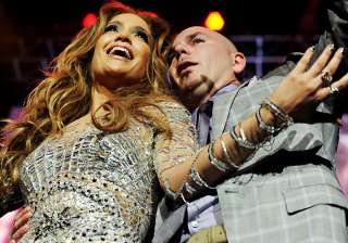 jlo fumes up new single with pitbull - India TV