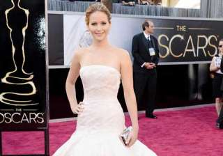 jennifer lawrence dealt with fat tag - India TV