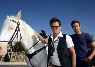 johnny depp blames high expectations for lone......