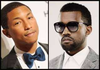 kanye west jealous of pharrell williams - India TV