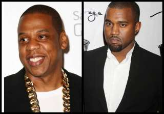 kanye west jay z reunite at sxsw - India TV