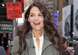 katie holmes back on tv - India TV