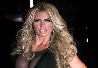 katie price hospitalised may have premature baby...