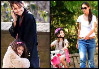 katie holmes wants daughter suri to feel loved...