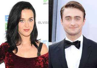 katy perry wants to befriend radcliffe - India TV