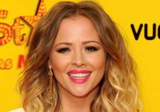 kimberley walsh might try musical labour - India...