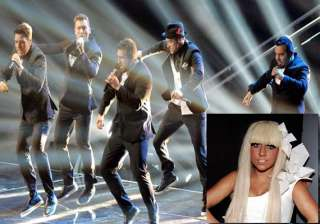 lady gaga encourages one direction members -...