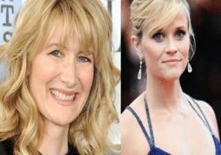 laura dern all set to play witherspoon s mom in...