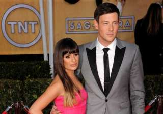 lea michele wants perfect tribute for cory...