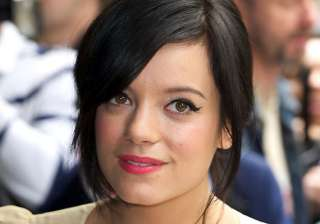 lily allen part ways with manager - India TV