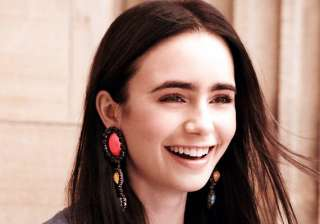 lily collins wanted fame on her merit - India TV