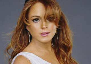 lindsay lohan turns down party offer - India TV