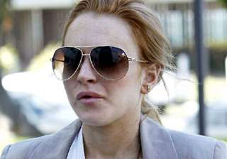 lindsay determined to stay sober - India TV
