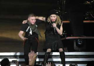 madonna s son to launch his musical career -...