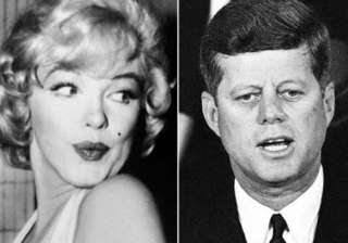 marilyn monroe confessed about jfk affair to...