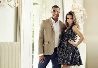 nadine coyle reveals the identity of her baby s...