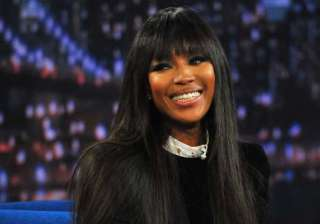 naomi campbell not bothered about public opinion...