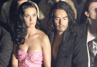 our marriage did work says russell brand - India...