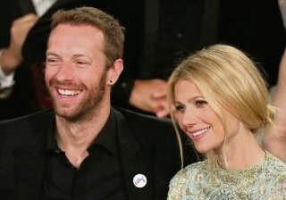 paltrow martin to be a couple again - India TV