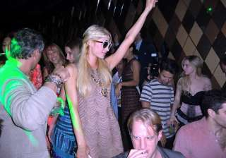 paris hilton no more a party girl - India TV
