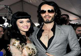russell brand loses his cool over katy perry...