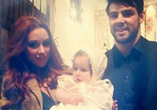 singer una foden spends free time with daughter -...