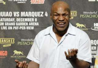 staying sober is tough for mike tyson - India TV
