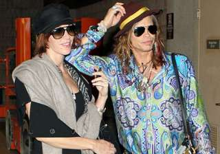steven tyler gets engaged to girlfriend - India TV