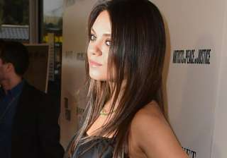 stop saying we are pregnant mila kunis warns...