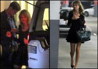 taylor swift falls in love again with new beau...