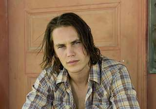 taylor kitsch gets his name up in lights - India...