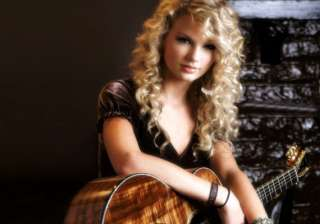 taylor swift finds she s got talent as...