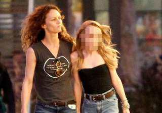 vanessa paradis won t stand in between her...