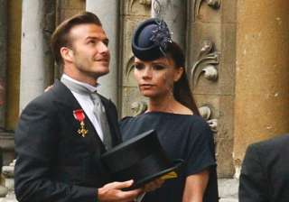 we lead a normal life victoria beckham - India TV