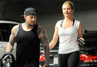 cameron diaz dating benji madden - India TV