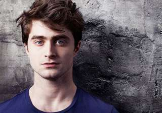 daniel radcliffe turned to alcohol to deal with...