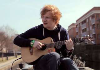 ed sheeran to sing in tv commercial - India TV
