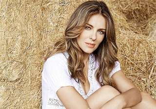 elizabeth hurley selling off country farm - India...
