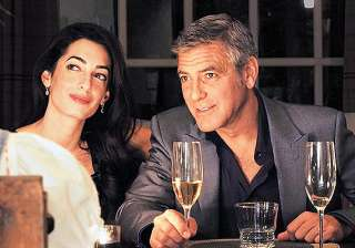 george clooney to marry in venice - India TV