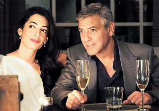 george clooney s engagement surprised family -...