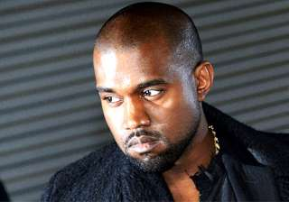 how kanye west copes with lashes - India TV