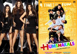 kardashian sisters to attend humshakals premiere...