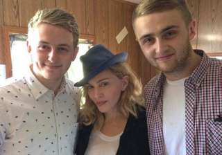 madonna to work with disclosure - India TV