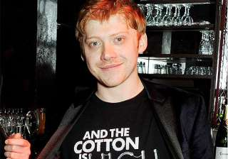 rupert grint s online dating disaster - India TV