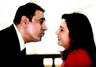 farah does a romantic scene with boman irani but...