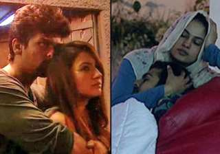 bigg boss celebrity couples who got intimate on...