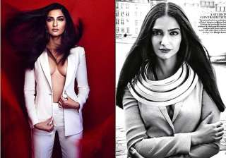 sonam kapoor scorches vogue in her various hot...