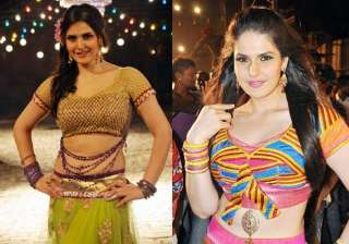 zarine khan turns bold for hate story 3 see pics...