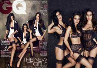 nathalia malika angela on the cover of gq india -...