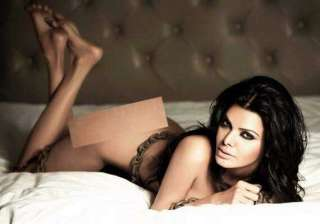 sherlyn chopra chained naked view pics - India TV